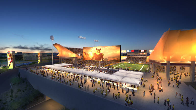 ASU Future Stadium