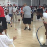 The Beard is Back: Harden returns to the Valley for Hoops Camp