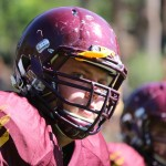 "ASU's Billy McGehee, ""My Story is One of Perseverance"""
