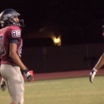 James Brothers Making Big Impact for Undefeated Perry