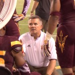 ASU and Arizona not getting it done, but others are in AZ