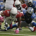 Blowout! Quick five from Cardinals 42-17 win at Detroit