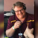 Hardworking Otto leaving Arizona State Broadcast Booth