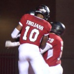 PV Power: Trojans Race Past Overmatched Falcons