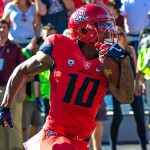 Grant Recalls Channeling Inner-Reggie Bush in 2014 Territorial Cup