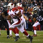 Johnson 3 TDs In Cardinals Win Over Philly