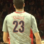 "Tollefsen's Scoring Adjustment Becoming Arizona's ""Best Shot"" From the Floor"