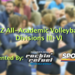 The 2015 AZ All-Academic Volleyball Team for Divisions III-VI
