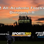 The 2015 AZ All-Academic Football Teams for Divisions I-II