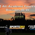 The 2015 AZ All-Academic Football Team for Divisions III-VI