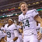 Brian Lewerke Discusses College Life, College Football Playoff Ahead