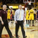 VIDEO-ASU Coach Hurley Thrown out of Arizona Game