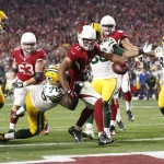 """Hail Larry"" Cardinals on to NFC Title Game"