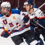 Valley Ties Prominent On Team USA Junior Hockey Team