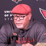 On to the Next: Arians Gives Initial Thoughts on Carolina