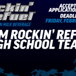 Apply Now for Your High School to Join Team Rockin' Refuel!
