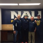 Bailey, Logan Add Names to Impressive 2016 Class for NAU
