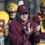 New OC Lindsey Talks ASU QB Battle, Joining Todd Graham