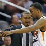 Watson Looks to Channel Inner-Popovich Coaching Suns