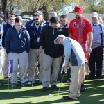 Special Olympians, Pro Golfers, Celebrities Take To The Green