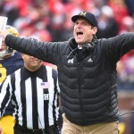 Harbaugh Overstepping Line, Ethics of College Football