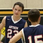 Growth Spurt: Anthem Prep Sophomore's Stature & Level of Play Growing Fast