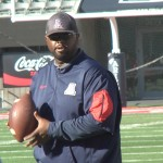 "Handling the ""Bumps in the Road"" has Paid Off for New UofA DL Coach Amey"
