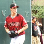 Greinke, Diamondbacks Look to Succeed By Keeping Things Simple