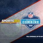 Brad Cesmat Live at the NFL Combine