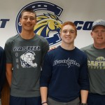 Casteel Football: Colts Opt for Advaced Placement