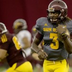 Former Sun Devil Kelly Weighs In On ASU Quarterback Derby