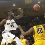 Leading Rebounder Goodman Leaving ASU