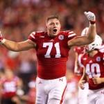 Husker Pride: Former Moutain Pointe OL Lewis Selected By Ravens