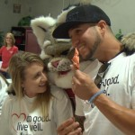 Freight Train Delivery: D-backs' Peralta Gives Back