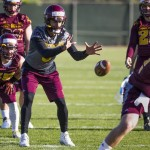 An Early Pick In ASU's Quarterback Battle