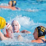 ASU Star Kerth Thriving In, Out of Water