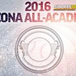 The 2016 Arizona All-Academic Baseball Team