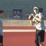 Extension Cord: Star QB Growing On, Off Field
