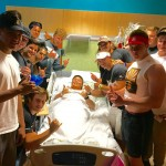 Fight With Benny: Saguaro Athletes Bring Smile to Teen with Cancer