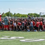 GALLERY: Williams Field Spring Football 2016