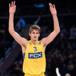Suns Select Dragan Bender Fourth Overall