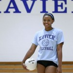 Xavier Volleyball Standout Khalia Lanier is Headed to Hollywood