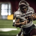 GALLERY: ASU Begins Fall Camp in Tempe