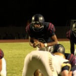 King James: Perry Sophomore Steps Up as Signal Caller