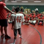 SAFE Football Clinics Teaching Safety, Technique to PUHSD