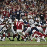 Five Things We Learned: Cardinals Fall in Opener vs Patriots