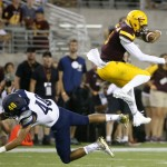 ASU Pulls Away From NAU, Five Things We Learned