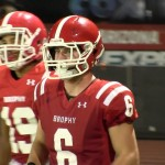 Brophy's Pittenger Keeping Opposing Defenses on their Toes