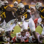 ASU Running Back Kalen Ballage Drafted By Dolphins
