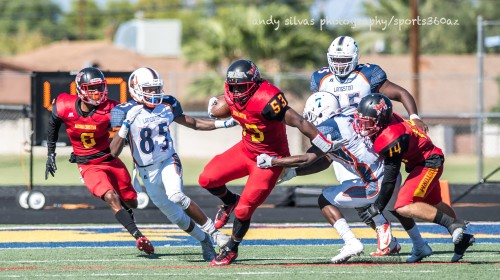 Arizona Christian University Football >> Arizona Christian University Sport News Part 2 Sports360az